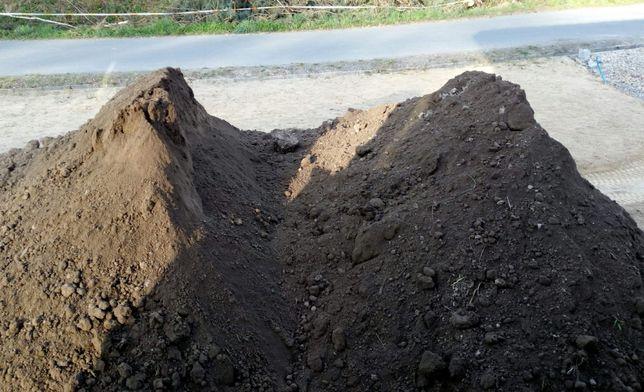 Ziemia/ gruz zmieszany z ziemią udostępnienie miejsce na wywóz