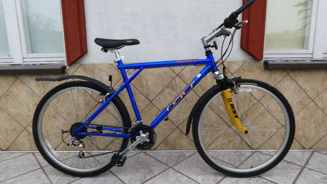 Rower GT - Mtb, koła 26, rama Cr-Mo, Shimano Alivio