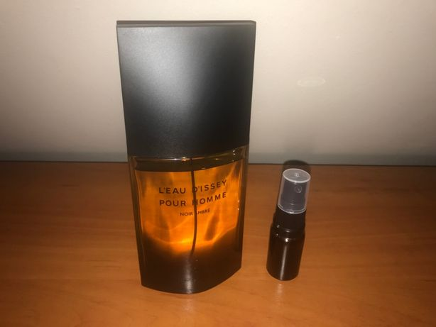 Issey Miyake Leau Dissey Pour Homme Noir Ambre 10 ml