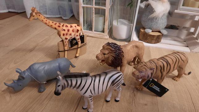 Sprzedam figurki zwierzat national geographic 20 zl