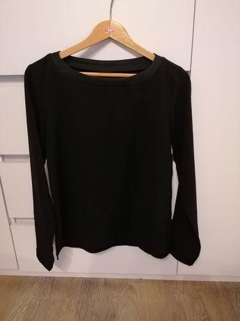 Bluzka czarna, elegancka