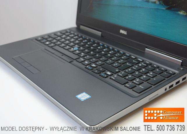 Dell 7510 i7-6820HQ 16GB 256 GB SSD Quadro M1000M