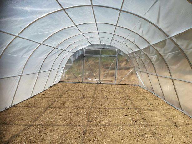 ESTUFA 6mX12m até 60 metros - Horta, Plantas, Agricultura, Flores