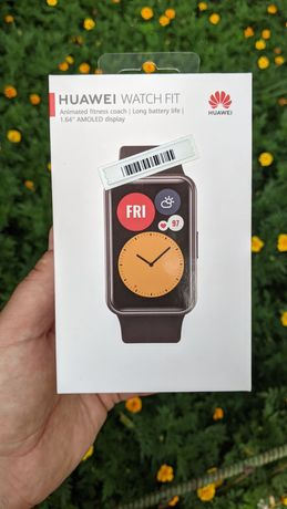 Продам WUAWEI Watch fit