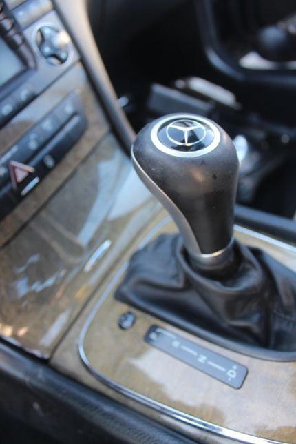 Gałka z mieszkiem Mercedes W211 E320 CDI rok 2007
