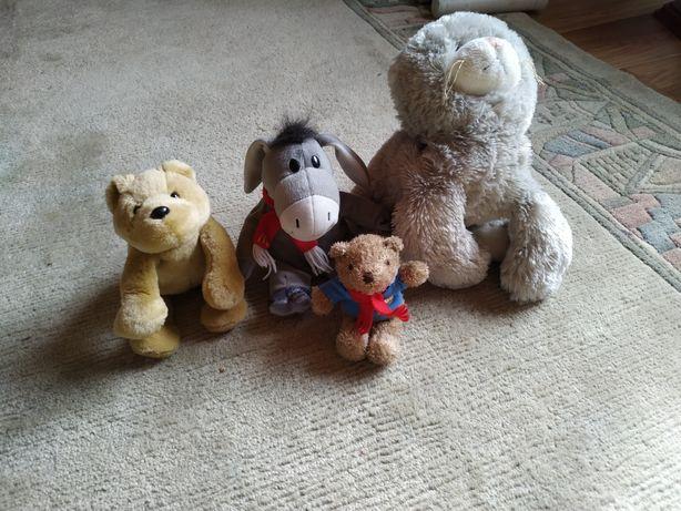 Мякі іграшки з Європи