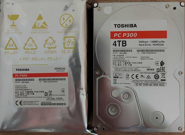 Disco rígido, interno (HDD, 4 TB)