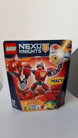 LEGO Nexo Knight- Zbroja Macy 70363 Ideał OKAZJA wysylka 1 zł
