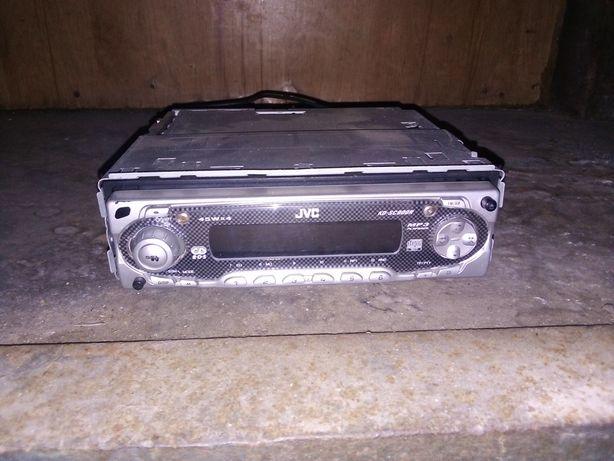 Radio JVC z czytnikiem Cd