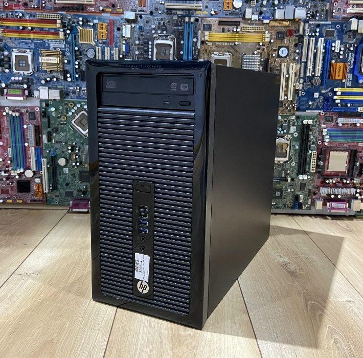 Komputer Poleasingowy HP PRODESK 400 G1 TOWER i3-4130 4GB 500GB DVD W1 Włocławek - image 1