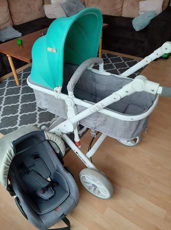 Wózek Lorelli 3w1