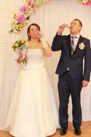 ПРОДАМ срочно свадебное платье!!!