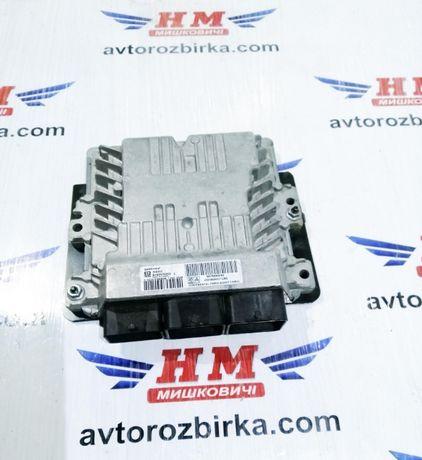 Блок управления двигателем Peugeot Partner 1.6 2013p Пежо Партнер