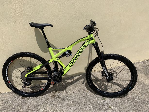 Bicicleta orbea x10 rallon 27,5