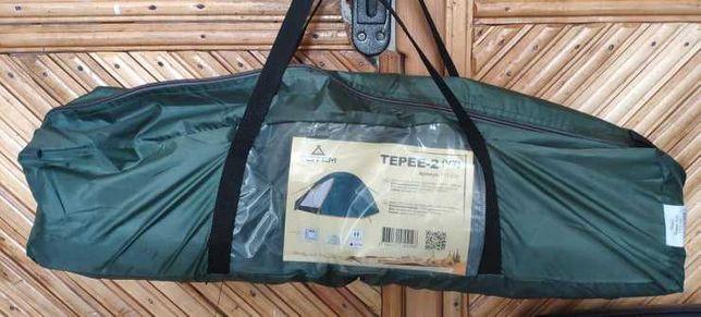 Палатка двухместная двухслойная Totem Tepee 2+1