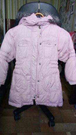 Курточка парка зимняя