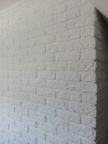 Cegła, kamień dekoracyjny. Narożnik Loft Brick marki Stone Master.