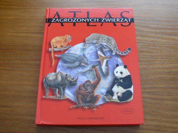 Atlas zagrożonych zwierząt Paula Hammond. Album