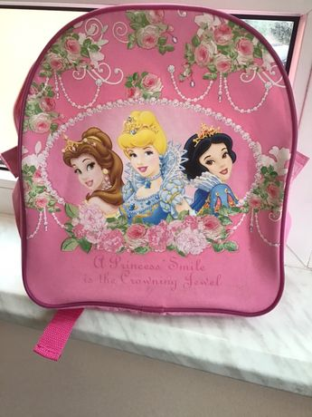 Рюкзак сумка принцеси принцесса disney princess qwe