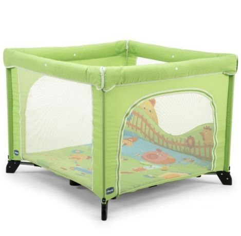 Chicco Parque Open Country Green