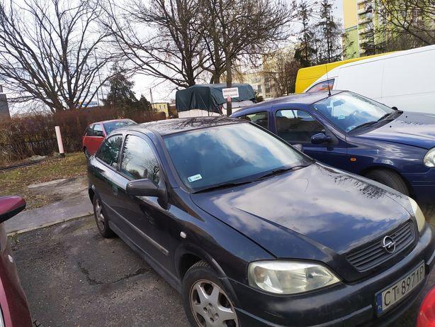 Opel Astra 1.6 kat 2002 r