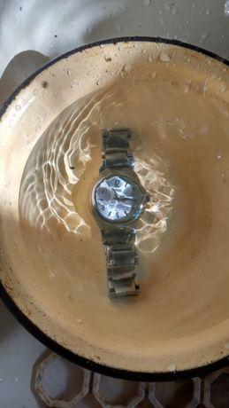 Реально влагозащищённые часы Касио