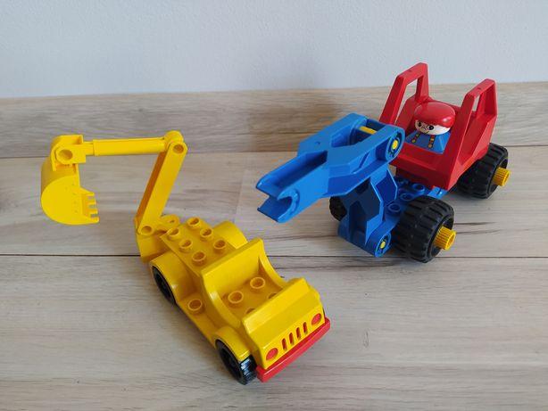 LEGO Duplo Toolo maszyny budowlane