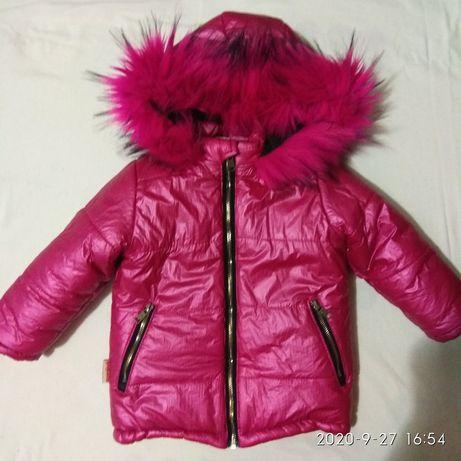 Куртка еврозима 92р