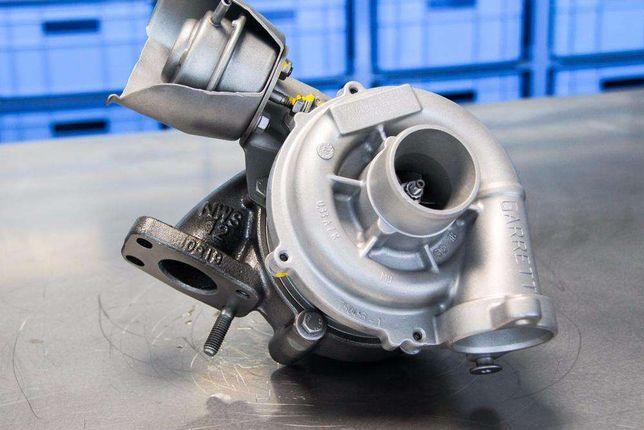 Turbina Ford Mondeo Iii 2.0 Tdci 136 Km 760#774 turbosprężarka