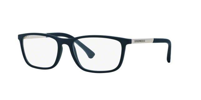 Oprawki okulary korekcyjne Emporio Armani Ea 3069 - RUBBER MUD