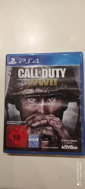 Call of duty WWWII Ps4