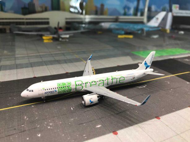 Aviões Azores Airlines 1/400