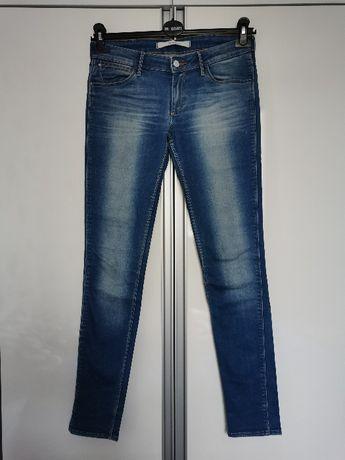 Spodnie damskie, jeansy, Wrangler, model Courtney Skinny 28/32