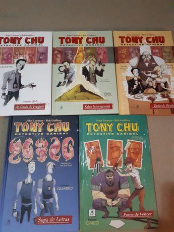 Tony Chu (CHEW) Volume 1 - PT