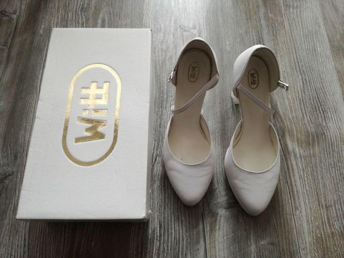 Buty ślubne Witt Lubin - image 1