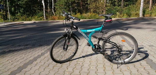 Rower górski FORESTER