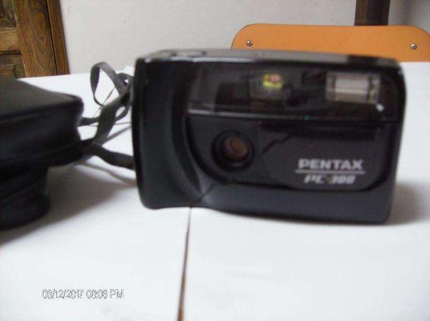 Máquina fotográfica Pentax de rolo de 35mm