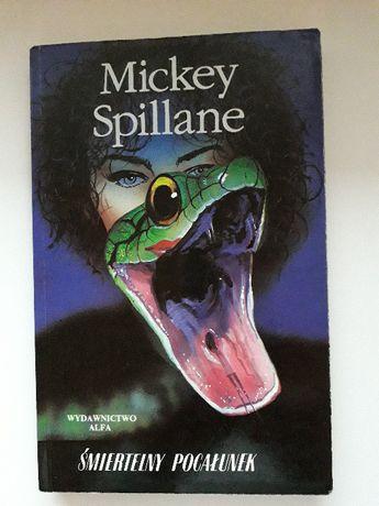 Śmiertelny pocałunek Mickey Spillane