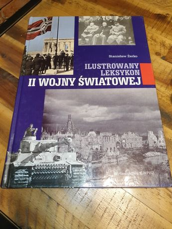 Ilustrowany leksykon II Wojny Światowej Stanisław Żerko KURPISZ