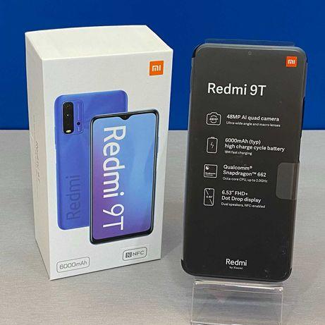 Xiaomi Redmi 9T (4GB/128GB) - Black - NOVO - 2 ANOS DE GARANTIA