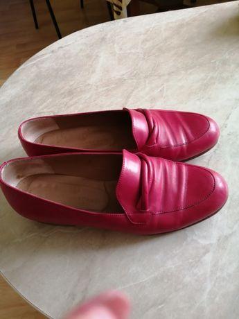 Туфли лоферы крипперы
