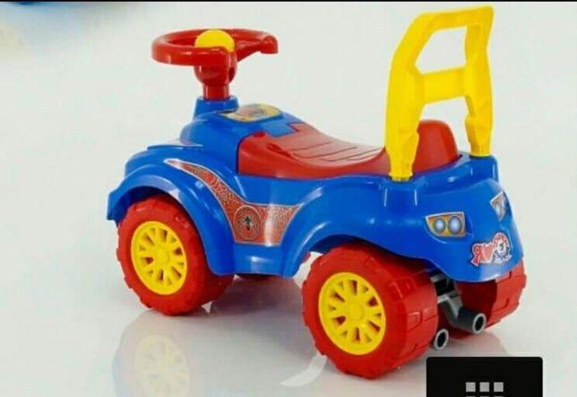 Машина   толокар