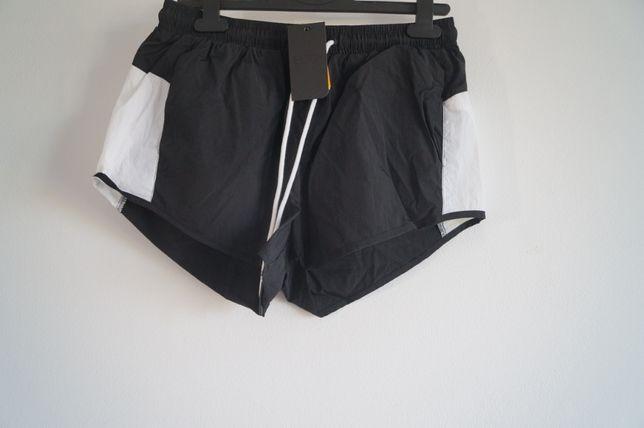 Cotton On Body Panelled Crinkle short krótkie spodenki sportowe
