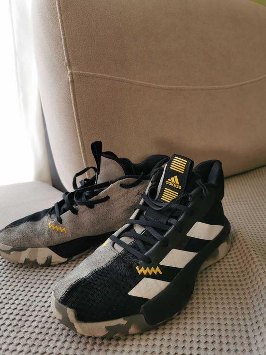 Obuwie chłopięce Adidas Mokrsko - image 1