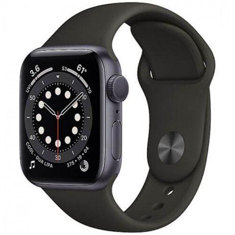 НОВЫЕ Apple Watch 6 40mm Space Gray