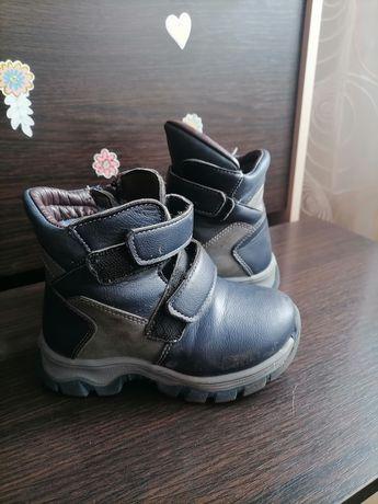 детские зимние, ботинки, сапоги, на мальчики