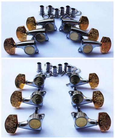 ## Blokowane klucze PRO GUYKER 3R+3L do Gibson Les Paul, PRS Ibanez ##
