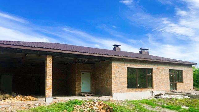 Новый дом на Тепличном