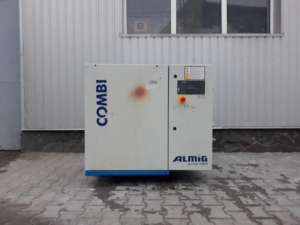 Kompresor sprężarka Almig COMBI z osuszaczem 7,5 KW