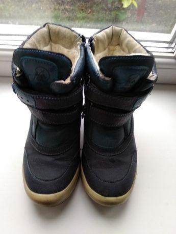 Продам зимние ботинки.400 руб.